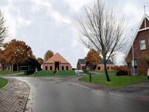 Fotomontage dorpsstraat2 kopiëren